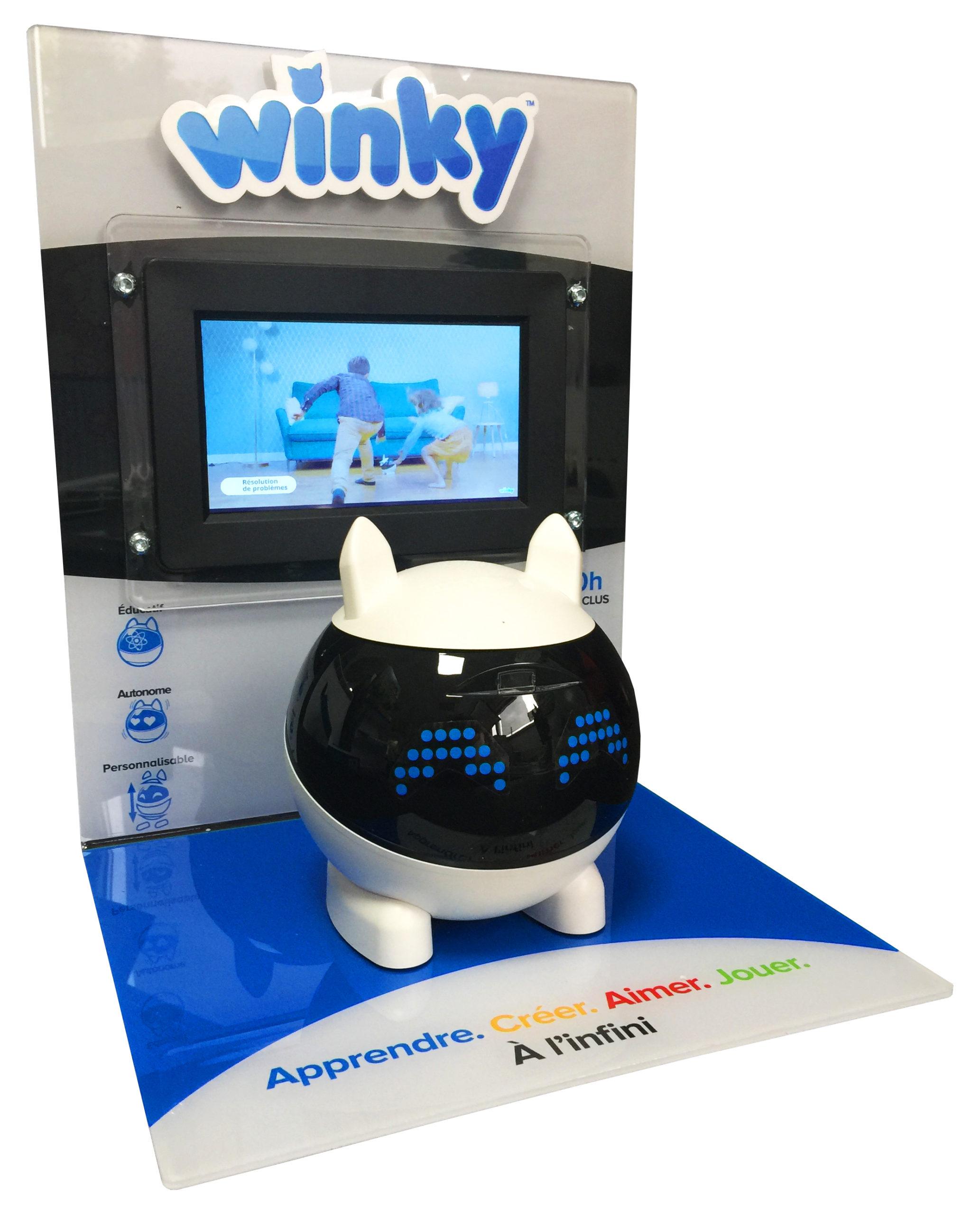 Présentoir Winky Nikita 02