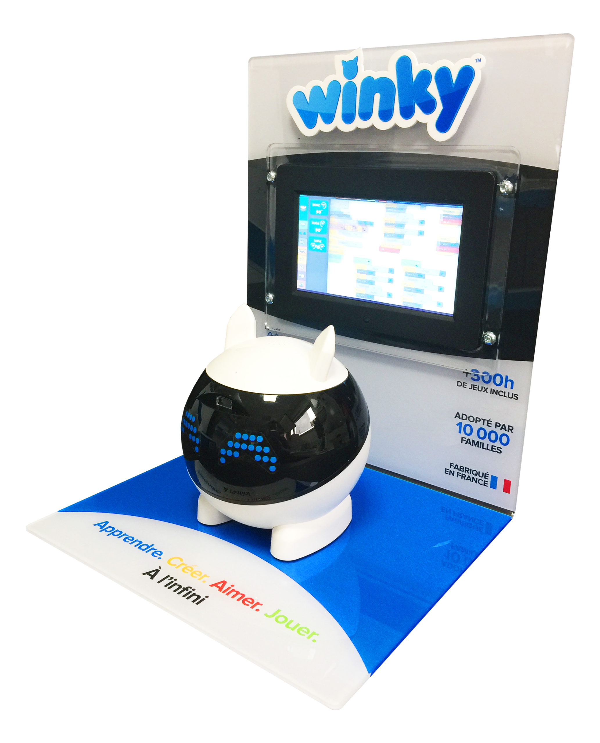 Présentoir Winky Nikita 01